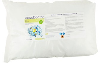 aquadoctor ph minus купить